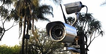 Gala Storage CCTV Security
